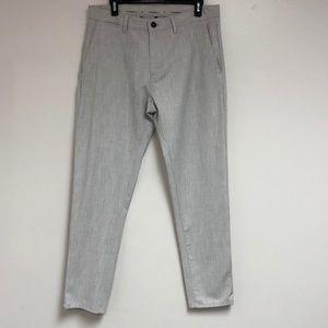 Zara Men's Gray Dress Pants EUC 32x28
